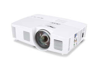 Acer H6517ST Projector Left Angle