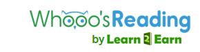 Whoos reading logo